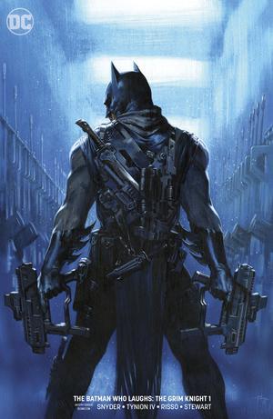 Batman Who Laughs The Grim Knight #1 Cover B Variant Gabriele Dell Otto Cover (Limit 1 Per Customer)