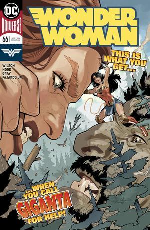 Wonder Woman Vol 5 #66 Cover A Regular Terry Dodson & Rachel Dodson Cover