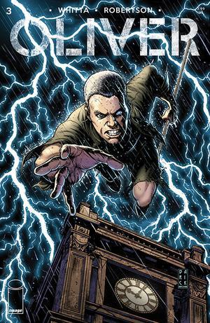Oliver #3 Cover A Regular Darick Robertson Cover