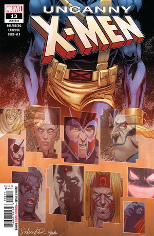Uncanny X-Men Vol 5 #13 Cover A Regular Salvador Larroca Cover