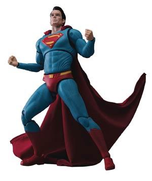 Batman v Superman Dawn Of Justice DAH-003SP Dynamic 8-ction Heroes Superman Previews Exclusive Action Figure