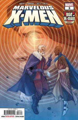 Age Of X-Man Marvelous X-Men #3