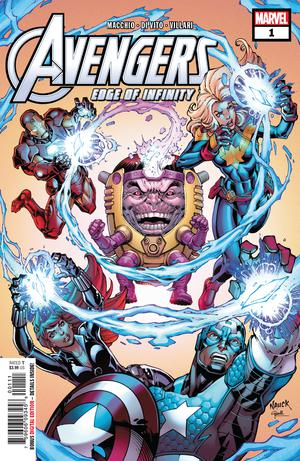 Avengers Edge Of Infinity #1 Cover A Regular Todd Nauck Cover