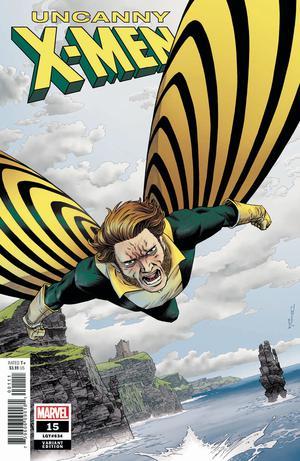Uncanny X-Men Vol 5 #15 Cover C Variant Declan Shalvey Character Cover