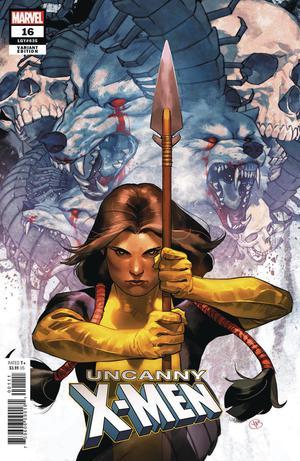 Uncanny X-Men Vol 5 #16 Cover C Variant Yasmine Putri Character Cover