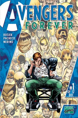 True Believers Avengers Forever #1