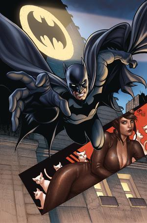 Batman Vol 3 #71 Cover B Variant Frank Cho Cover