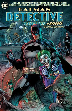 Detective Comics Vol 2 #1000 Deluxe Edition HC