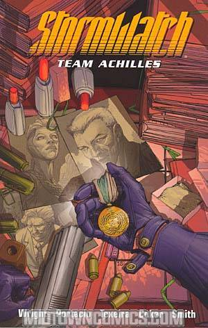 Stormwatch Team Achilles Vol 2 TP