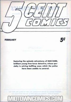 5 Cent Comics #1