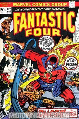 Fantastic Four #132