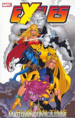 Exiles Vol 7 A Blink In Time TP