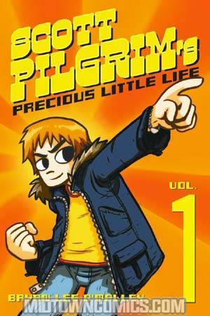 Scott Pilgrim Vol 1 Scott Pilgrims Precious Little Life GN