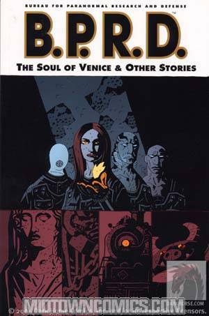 BPRD Vol 2 Soul Of Venice And Other Stories TP