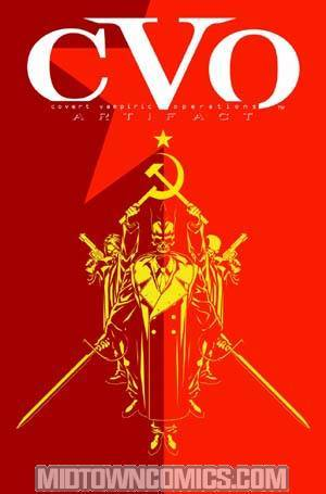 CVO Covert Vampiric Operations Vol 1 TP