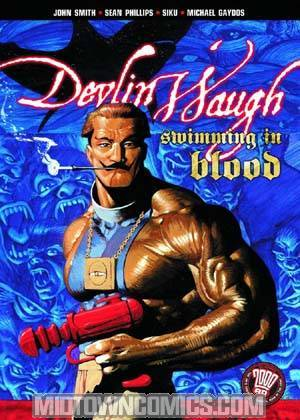 Devlin Waugh Vol 1 Swimming In Blood TP