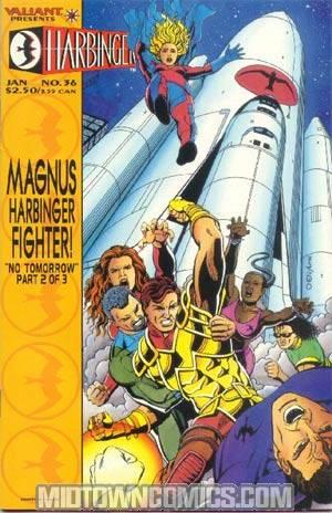 Harbinger #36