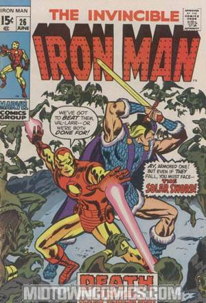 Iron Man #26