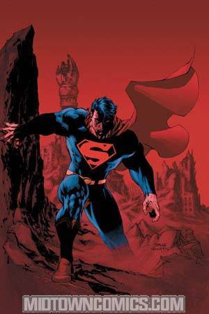 Superman For Tomorrow Vol 1 HC