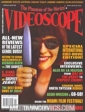 Videoscope #54 Spring 2005