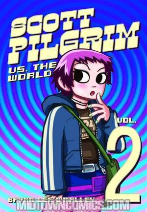 Scott Pilgrim Vol 2 Scott Pilgrim vs The World GN
