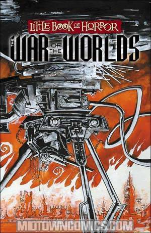 Little Book Of Horror War Of The Worlds HC