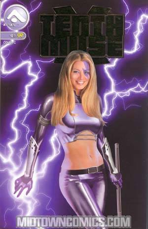 10th Muse Vol 3 #2 Cover D Cindy Margolis Photo Foil Edition Cover