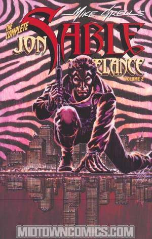 Complete Jon Sable Freelance Vol 2 TP
