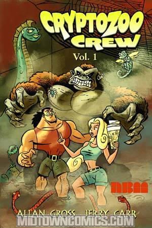 Cryptozoo Crew Vol 1 TP
