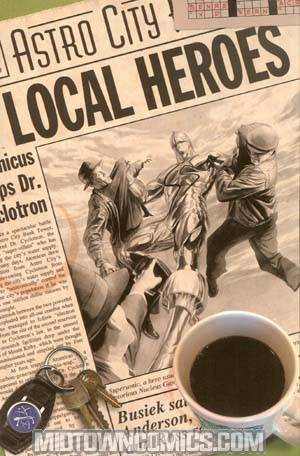 Astro City: Local Heroes cover