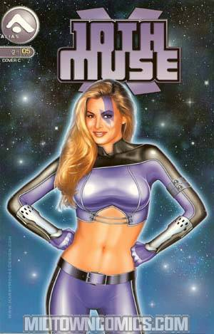 10th Muse Vol 3 #5 Cover B Cindy Margolis Photo Cover