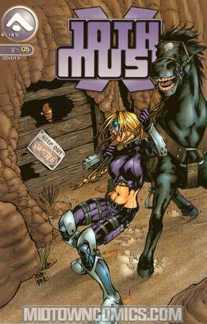 10th Muse Vol 3 #5 Cover C Billy Dallas Patton Cover