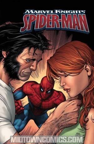 Spider-Man Marvel Knights Vol 4 Wild Blue Yonder TP