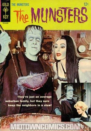 Munsters #1