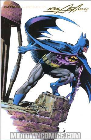 Batman Illustrated By Neal Adams Vol 3 HC