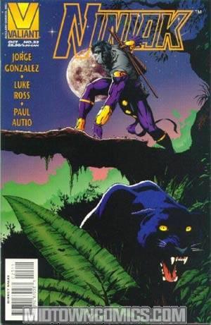 Ninjak #23