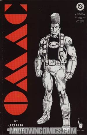 OMAC One Man Army Corps Book #1