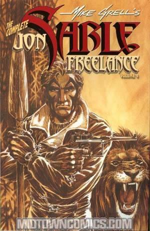 Complete Jon Sable Freelance Vol 4 TP