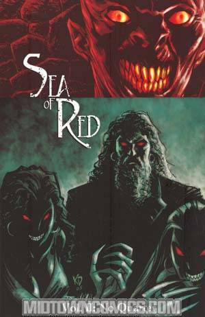 Sea Of Red Vol 2 No Quarter TP