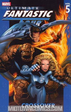 Ultimate Fantastic Four Vol 5 Crossover TP