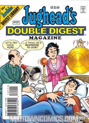 Jughead's Double Digest #121 cover