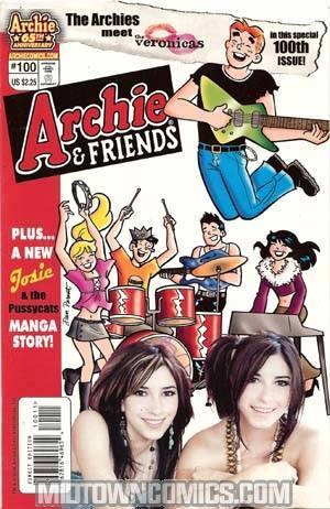 Archie & Friends #100 cover