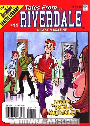 Tales from Riverdale Digest #11 cover