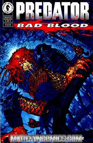 Predator Bad Blood #2