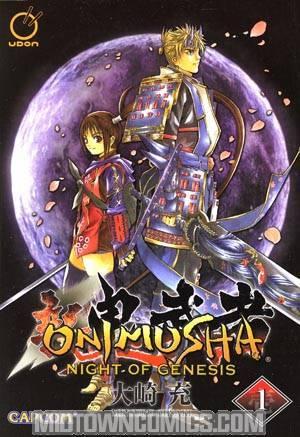 Onimusha Night Of Genesis Vol 1 GN