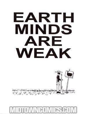 Earth Minds Are Weak #2 Mini-Comic
