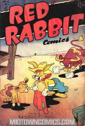 �Red� Rabbit Comics #2