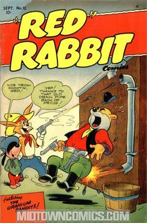 Red Rabbit Comics #12