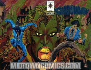 Shadowman #0 Wraparound Chromium Edition