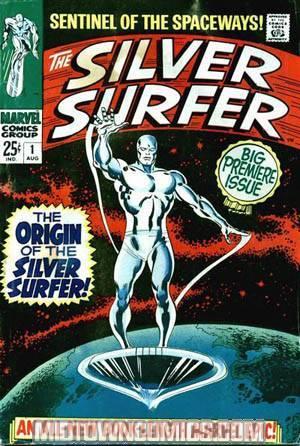 Silver Surfer Vol 1 #1